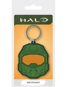 Halo Rubber Keychains Master Chief 6 cm Case (10)