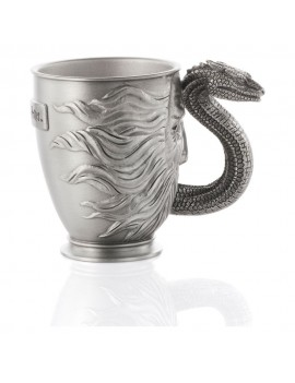 Harry Potter Pewter Collectible Espresso Mug Basilisk