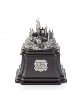 Harry Potter Pewter Collectible Music Box Hogwarts 15 cm
