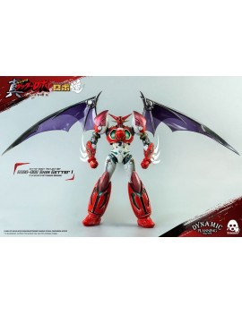 Getter Robot: The Last Day Robo-Dou Action Figure Shin Getter 1 Anime Color Version 23 cm