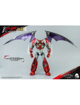 Getter Robot: The Last Day Robo-Dou Action Figure Shin Getter 1 Metallic Edition 23 cm