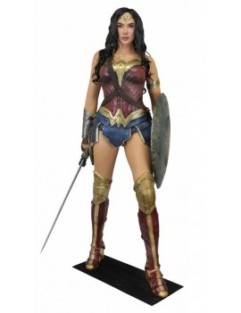 Wonder Woman Life-Size Statue Wonder Woman (Foam Rubber/Latex) 185 cm