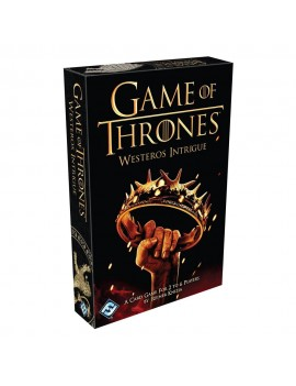 Game of Thrones Card Game Westeros Intrique *English Version*