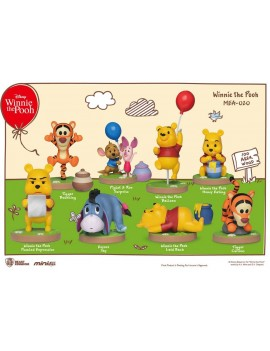 Disney Classic Series Mini Egg Attack Figures 8 cm Winnie the Pooh Display (8)