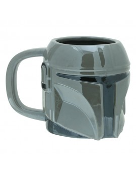 Star Wars The Mandalorian Shaped Mug The Mandalorian