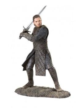 Game of Thrones PVC Statue Jon Snow Battle of the Bastards 20 cm