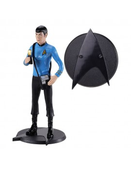 Star Trek Bendyfigs Bendable Figure Spock 19 cm