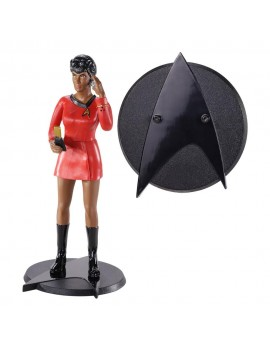 Star Trek Bendyfigs Bendable Figure Uhura 19 cm