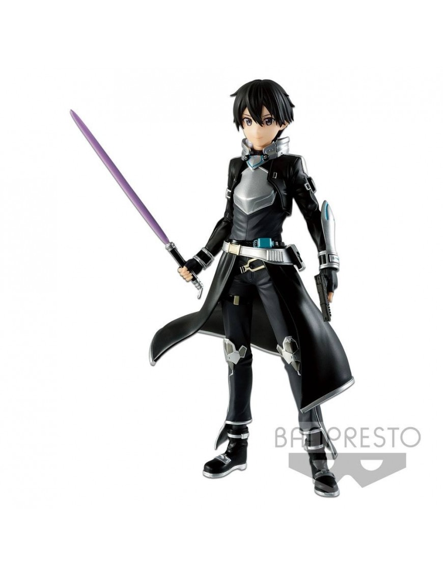 Sword Art Online Figure Kirito Overseas Original Version 20 cm