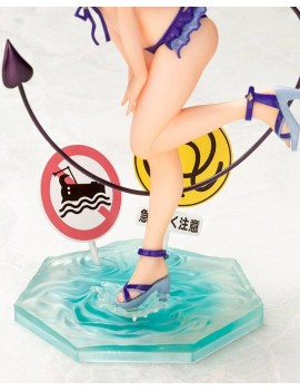 The Demon Girl Next Door PVC Statue 1/7 Shadow Mistress Yuko Swimsuit Ver. 19 cm