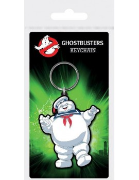Ghostbusters Rubber Keychains Stay Puft 6 cm Case (10)