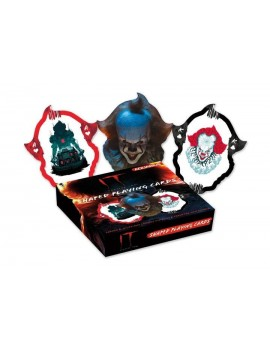 It Chapter Two Playing Cards Shaped
