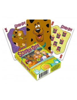 Scooby-Doo Playing Cards Cartoon