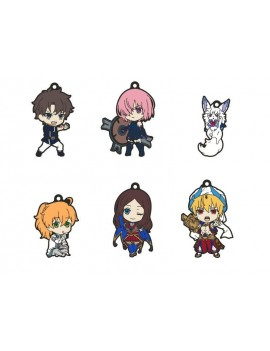 Fate/Grand Order - Absolute Demonic Front: Babylonia Nendoroid Plus Keychain 6-Pack Vol. 1 6 cm