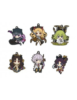 Fate/Grand Order - Absolute Demonic Front: Babylonia Nendoroid Plus Keychain 6-Pack Vol. 2 6 cm