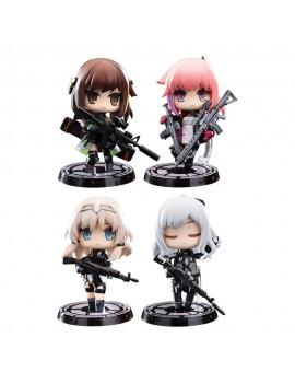 Girls' Frontline Minicraft Series Action Figures Disobedience Team 11 cm