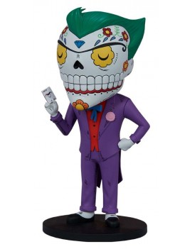 DC Comics PVC Statue The Joker Calavera 20 cm