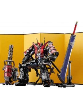 Mazinkaiser Hagane Works Diecast / PVC Action Figure Mazinkaiser Haou: Mazin Set 17 cm