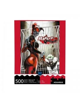 DC Comics Jigsaw Puzzle Harley Quinn & Joker (500 pieces)