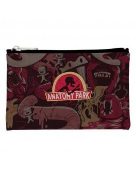 Rick & Morty Cosmetic Bag Anatomy Park