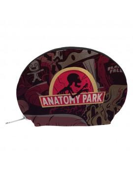 Rick & Morty Wallet Anatomy Park