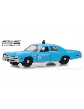 Hot Pursuit Diecast Model 1/64 1974 Dodge Monaco Montreal Canada Police