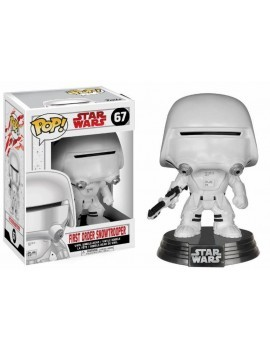 Star Wars Episode VIII POP! Vinyl Bobble-Head First Order Snowtrooper 9 cm