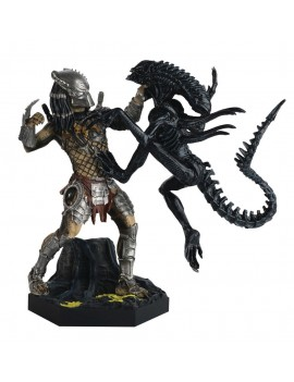 The Alien & Predator Figurine Collection Special Statue Alien vs. Predator: Requiem 14 cm