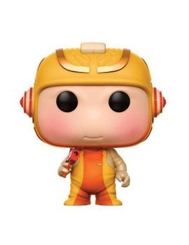 Valerian and the City of a Thousand Planets POP! Movies Vinyl Figure Da 7 cm