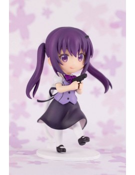 Is the Order a Rabbit Bloom PVC Statue Rize 6 cm