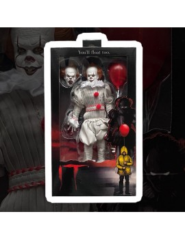 Stephen King's It Retro Action Figure Pennywise