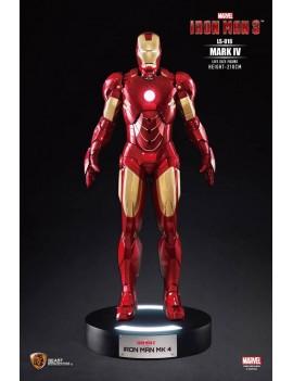 Iron Man 3 Life-Size Statue Iron Man Mark IV 210 cm