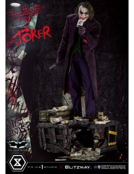 The Dark Knight Statue 1/3 The Joker Bonus Version 72 cm