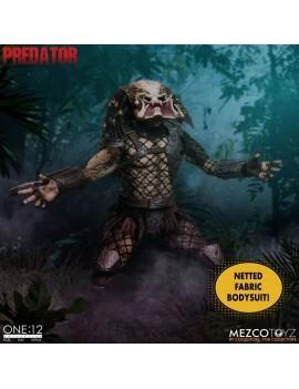 Predator Action Figure 1/12 Predator Deluxe Edition 17 cm