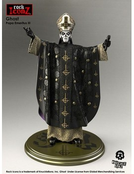 Ghost Rock Iconz Statue Papa Emeritus III 22 cm