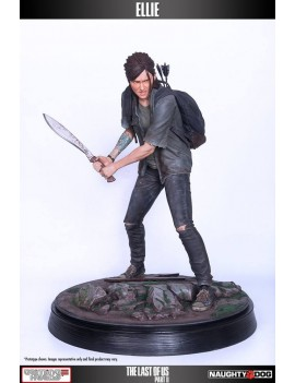 The Last of Us 2 Statue 1/4 Ellie 41 cm