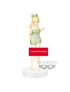 Sword Art Online Code Register EXQ PVC Statue Leafa 23 cm