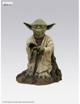 Star Wars Episode V Elite Collection Statue Yoda on Dagobah 23 cm