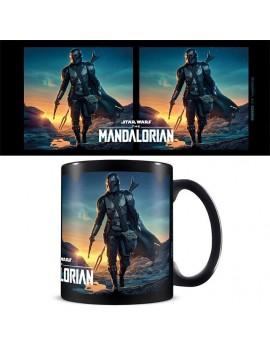 Star Wars The Mandalorian Mug Nightfall