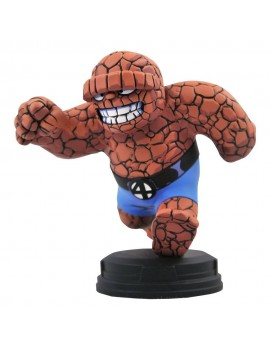 Marvel Animated Statue The Thing 10 cm