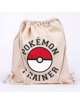 Pokémon Draw String Bag Trainer
