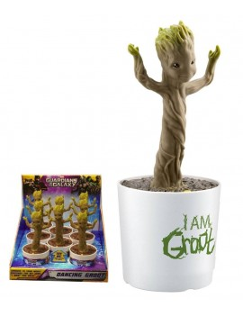 Guardians of the Galaxy Interactive Figure with Sound Dancing Groot 23 cm Display (8)
