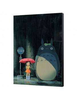 My Neighbor Totoro Wooden Wall Art Totoro 35 x 50 cm