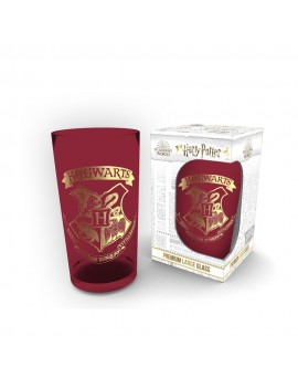 Harry Potter Premium Pint Glass Emblem