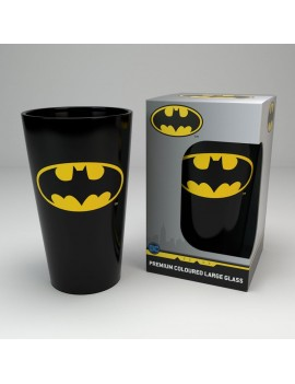 Batman Premium Pint Glass Bat Symbol