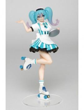 Vocaloid PVC Statue Hatsune Miku Costumes Cafe Maid Ver. 18 cm