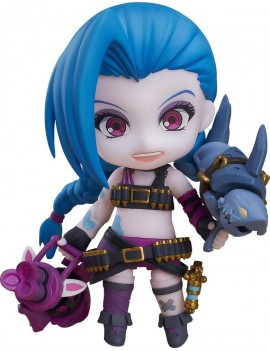 League of Legends Nendoroid Action Figure Jinx 10 cm