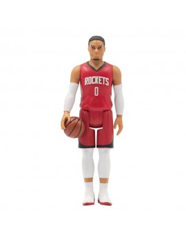 NBA ReAction Action Figure Wave 1 Russell Westbrook (Rockets) 10 cm