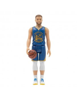 NBA ReAction Action Figure Wave 1 Stephen Curry (Warriors) 10 cm