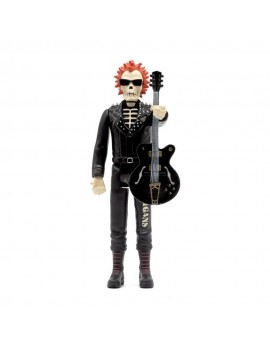 Rancid ReAction Action Figure Skeletim Charged 10 cm